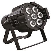 led etapa par luces 7x10w 8 canales rgbw dmx512 amplia lámpara de control de voltaje para dj