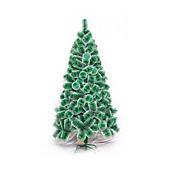 Plástico Árbol de Navidad Flores Artificiales