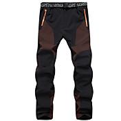 Hombre Pantalones de Esquí Impermeable Mantiene abrigado Resistente al Viento Aislado Resistente a la lluvia A prueba de polvo Listo para