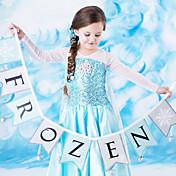 プリンセス 童話 コスプレ衣装 映画コスプレ ドレス ハロウィーン 新年 シフォン