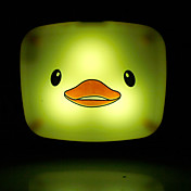 省エネ主導の漫画のアヒル光操作モード夜の光ランプ