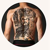 2 Totem Serier Andre Ikke Giftig Stor StørrelseDame Herre Voksen Teenager Flash tatovering Midlertidige Tatoveringer