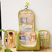 旅行かばん 旅行用洗面道具バッグ 化粧ポーチ 防水 携帯用 小物収納用バッグ 多機能 大容量 のために クロス ファブリック / トラベル