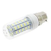 E14 G9 GU10 B22 E12 E26 E26/E27 LEDコーン型電球 T 48 LEDの SMD 5730 温白色 クールホワイト 600lm 3000-6500K AC 85-265V