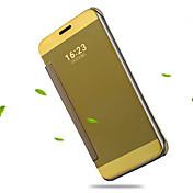 juegos clásicos del teléfono móvil del espejo del metal para las cajas / las cubiertas lg g5 para lg