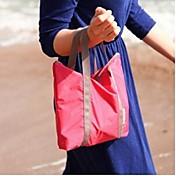 旅行かばん 旅行かばんオーガナイザー 旅行用トートバッグ 防水 携帯用 小物収納用バッグ のために クロス ブラジャー ナイロン / トラベル