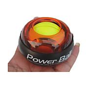 フィットネスボール エクササイズハンドグリップ パワーボール エクササイズ&フィットネス ジム用 LED ラバー-