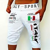 Hombre Activo Activo Pantalones de Deporte Pantalones,Holgado camuflaje