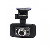 CAR DVD-1600 x 1200- conCMOS 5.0 MP- paraFull HD / G-Sensor / Detector de Movimiento / 1080P / HD / Antigolpes