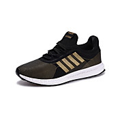 男性の運動靴春夏快適プルチュール屋外アスレチックカジュアルレースアップランニング