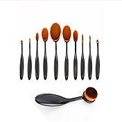 11Cepillo de Cejas (Redondo) / Pestaña Brush / Cepillo Corrector / Cepillo para Polvos / Cepillo para Base / Contour Brush / Sistemas de