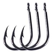 フィッシング-100 個 シルバー 炭素鋼-Anmuka 海釣り / 川釣り / 一般的な釣り