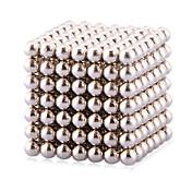 Juguetes Magnéticos 216 Piezas 3 MM Juguetes Magnéticos Bloques de Construcción Bolas magnéticas Juguetes ejecutivos rompecabezas del cubo