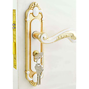 クラシック ドアロック , 仕上げ for アンティーク調ブロンズ , 亜鉛合金