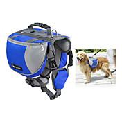 犬 犬パック ペット用 キャリア 防水 携帯用 オレンジ レッド ブルー ブラック