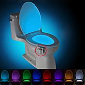 brelong運動活性化されたトイレの常夜灯は、トイレの光の浴室の洗面所を主導しました