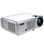 HTP LED-33+02 WIFI LCD Proyector de Home Cinema LED Proyector 2000 lm Android 4.4 Apoyo 1080P (1920x1080) 30-120 pulgada Pantalla / ±15°
