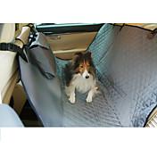 ペットシートカバー防水犬の車のベンチシートカバー