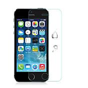 1枚 スクリーンプロテクター のために 傷防止 防爆 ハイディフィニション(HD) iPhone SE/5s/5