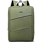 prima de 15,6 pulgadas bolsa de viaje mochila portátil resistente al agua a prueba de golpes para los hombres CB-6207