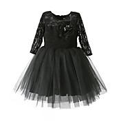 女の子の コットン ドレス , オールシーズン 長袖