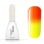Gel UV para esmalte de uñas 12ml 1 Color Cambiante Empapa de Larga Duración