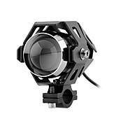 U5の12Vは、スイッチボタンのオンとオフとオートバイ車のトラックのためのランプのハイビームヘッドライトフォグライトスポットライトを導きました