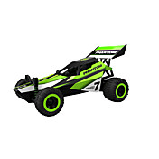 Coche de radiocontrol  2.4G Off Road Car Alta Velocidad Drift Car Buggy 2WD 1:28 Brush Eléctrico 20 KM / H Control remoto Recargable