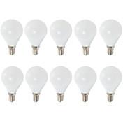 exup®e14 e26 / e27 7w 680lm ledグローブ電球g45 6smd 2835装飾的な暖かい白い冷たい白いAC 220-240v