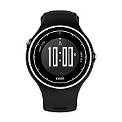 EZON s1 contador de calorías bluetooth reloj podómetro inteligente reloj running relojes digitales para ios android