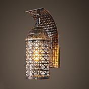 Rústico / Campestre Lámparas de pared Metal Luz de pared 110-120V / 220-240V