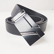 Hombre Legierung Cinturón de Cintura - Fiesta Trabajo Un Color