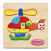 GDS-sæt Pædagogisk legetøj Puslespil Træpuslespil Legetøj Dyr Børn Børne 1 Stk.