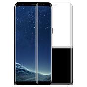 強化ガラス ハイディフィニション(HD) 硬度9H フルボディプロテクター Samsung Galaxy Galaxy S8