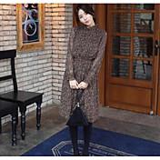 2017年初春、新しい韓国のショッピング美しい王女風エレガントな小さな花のドレス