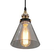 Rústico/Campestre Campestre Tradicional/Clásico Moderno/Contemporáneo Los diseñadores Lámparas Colgantes Luz Downlight Para Sala de estar