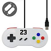 USB コントローラ ジョイスティック のために Nintendo 3DS ゲームハンドル ワイヤード #
