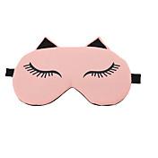 トラベル 旅行用アイマスク 旅行用睡眠グッズ 通気性 静電気防止 折り畳み式 携帯式 日焼け防止 クロス
