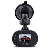 Generalplus (Taiwán) HD 1280 x 720 1080p DVR coche 1'5 Pulgadas Pantalla 1024 Cámaras de salpicadero