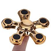 Fidget spinners hand Spinner Káča Hračky Hračky Ring Spinner Kov EDC Novinky a žertovné hračky