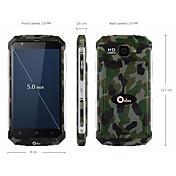 XP7711 5 palec Mobil (1 GB + 8GB 2 MP Čtyřjádrový 3200mAh)