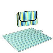 Manta de picnic Doble Lado Plegable A Prueba de Humedad Sin costura Ligeras Saco de Hidratación Tela Impermeable Oxford PVC para Camping