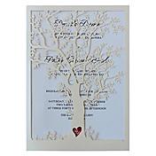 折本式 結婚式の招待状-招待状カード 招待状サンプル 母の日のカード ベビーシャワー・カード ブライダルシャワー・カード 婚約披露パーティー・カード モダンスタイル エンボス紙