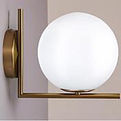 40 E12/E14 Moderne / Nutidig Gylden Funktion for LED,Atmosfærelys Væglys