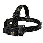 HC60 Linternas de Cabeza Faro Delantero LED 1000 lm Modo Cree XM-T6 L2 Separado Viaje Diseño ergonómico Camping/Senderismo/Cuevas De Uso