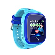 ips防水スマートな腕時計の子供たちは、gpsの泳ぐタッチの携帯電話の場所のデバイスのトラッカーの子供たちの安全な紛失の監視の子供の腕時計