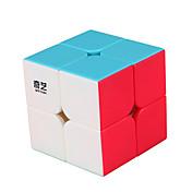 Cubo de rubik QIYI QIDI S 162 2*2*2 Cubo velocidad suave Cubos Mágicos rompecabezas del cubo Adhesivo suave Cuadrado Regalo