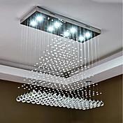 現代風 アーティスティック 自然風 LED シック・モダン クラシック 田園風 シャンデリア 用途 ベッドルーム ダイニングルーム ゲームルーム AC 100-240 交流220から240 AC 110-120V 電球付き