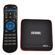 Mecool M8S PRO W Android7.1.1 TV Box Amlogic S905W UP TO 2.0 GHz, Quad core ARM Cortex-A53 2GB RAM 16GB ROM クアッドコア
