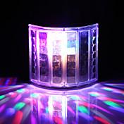U'King Luces LED Para Escenarios Activación por sonido Auto Control Remoto MP3 6 para Boda Discoteca Al Aire Libre Fiesta Estado